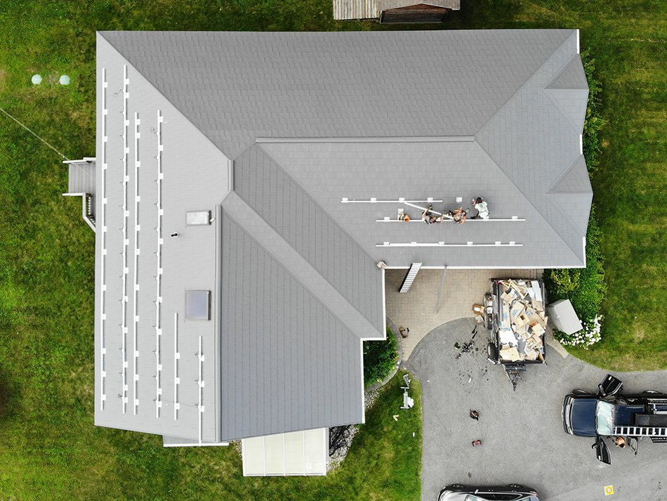 Execon Roofing and Solar Rideau Valley 2