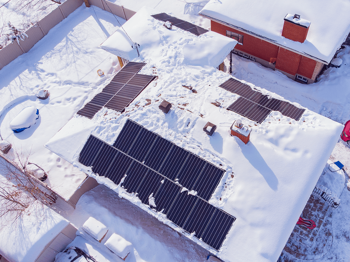 Execon Roofing and Solar Industrial Park
