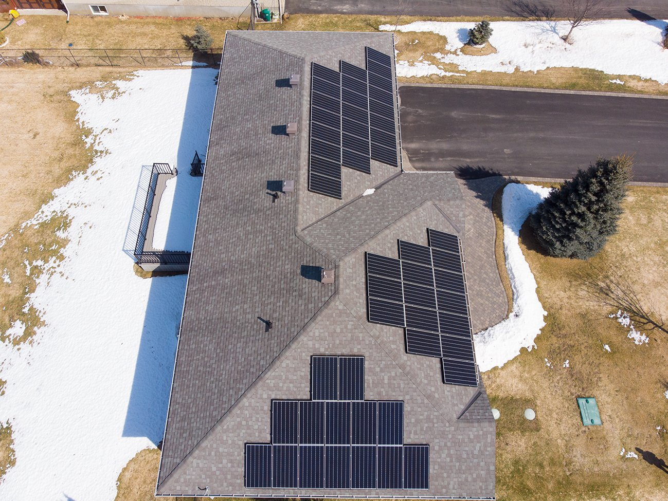 Execon Roofing and Solar - Blossom Trail