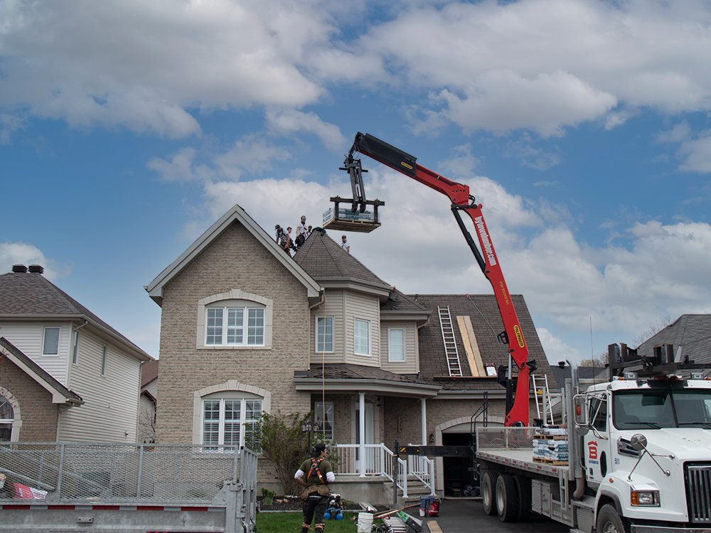 Rockland Re-roofing
