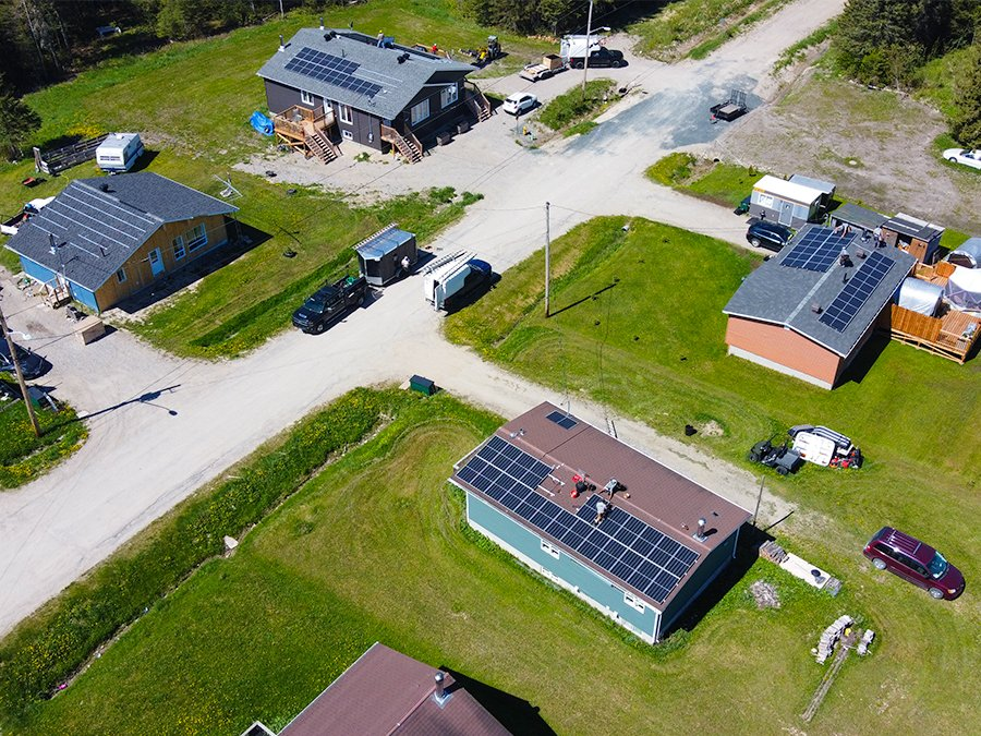 Execon Roofing and Solar - Taykwa Tagamou Nation