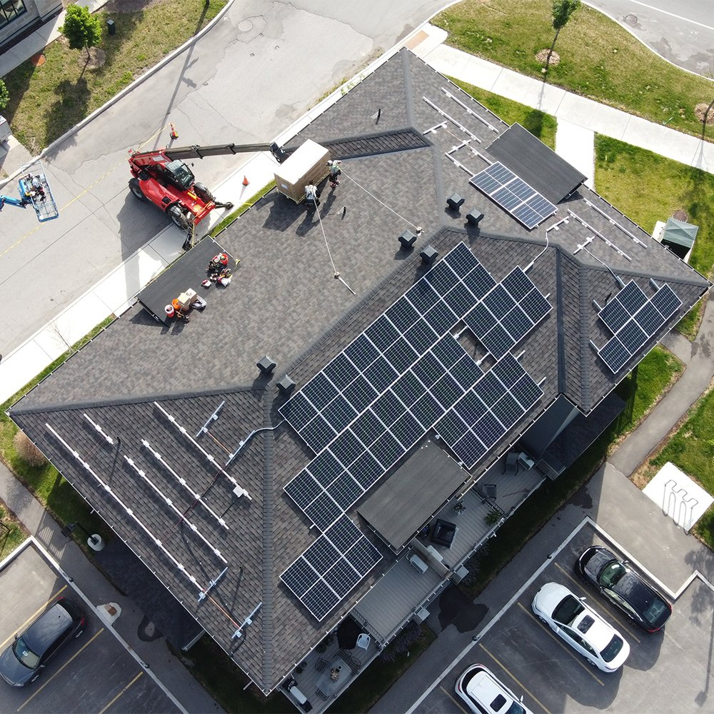 Execon Roofing and Solar - Campanale Homes
